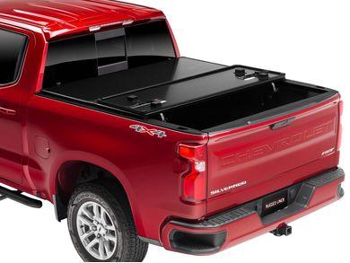 Rugged Premium Hard Fold Tonneau Cover Tonneau Covers World