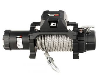 Rugged Ridge C10 Trekker Winch 15100.07 01