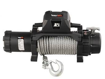 Rugged Ridge C12.5 Trekker Winch 15100.24 01