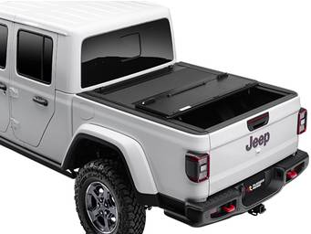 Rugged Ridge Armis Hard Folding Tonneau Cover
