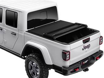 Rugged Ridge Armis Soft Folding Tonneau Cover