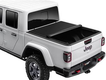 Rugged Ridge Armis Soft Rolling Tonneau Cover