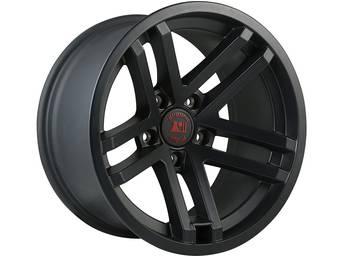 Rugged Ridge Black Jesse Spade Wheels