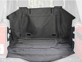 Rugged Ridge C3 Cargo Cover 01