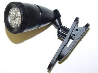 Rugged Ridge Clip-On LED Light