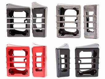 Rugged Ridge Elite Tail Light Guards Gallery 01
