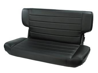 Rugged Ridge Fold and Tumble Rear Seat 13463_15-01