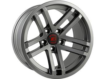 Rugged Ridge Grey Jesse Spade Wheels