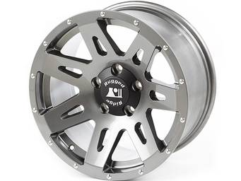 Rugged Ridge Grey XHD Wheels