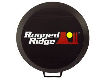 Rugged Ridge Halogen Light Covers