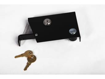 Rugged Ridge Hood Lock Kit 11252.01 01