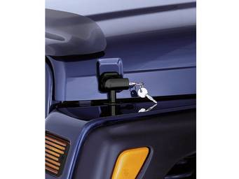 Rugged Ridge Locking Hood Catches 11210.10 01