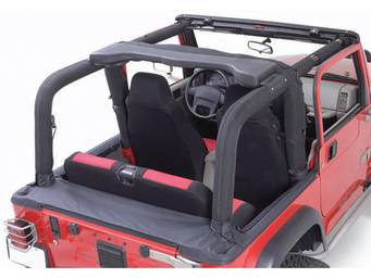 Rugged Ridge Roll Bar Cover 13611.15 01