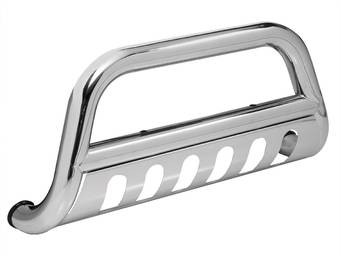 Rugged Ridge Stainless Bull Bar 01