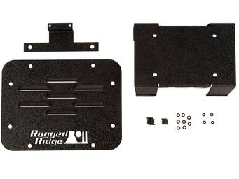 Rugged Ridge Tire Carrier Delete Kit 11586.11 06