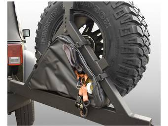 Rugged Ridge Tire Carrier Storage Bag 12801.50 01