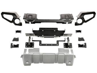 Rugged Ridge Venator Front Bumper 11549.42 01