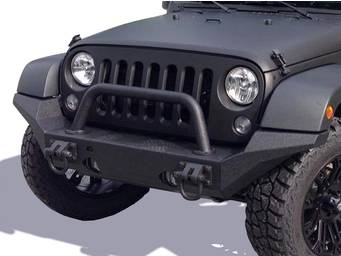 Rugged Ridge XHD Front Bumper 01