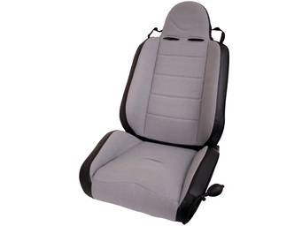 Rugged Ridge XHD Offroad Racing Seat Reclinable 13406.09 01