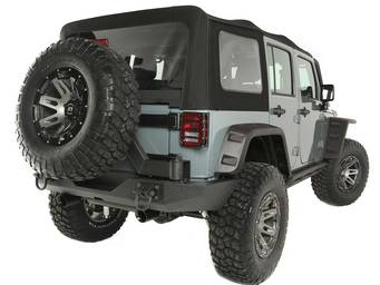 Rugged Ridge XHD Soft Top 13742.01 01
