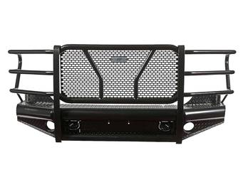 Steelcraft HD Front Bumper 01