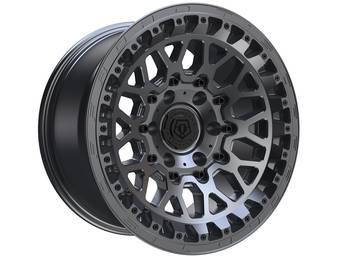 TIS Grey 555 Wheels