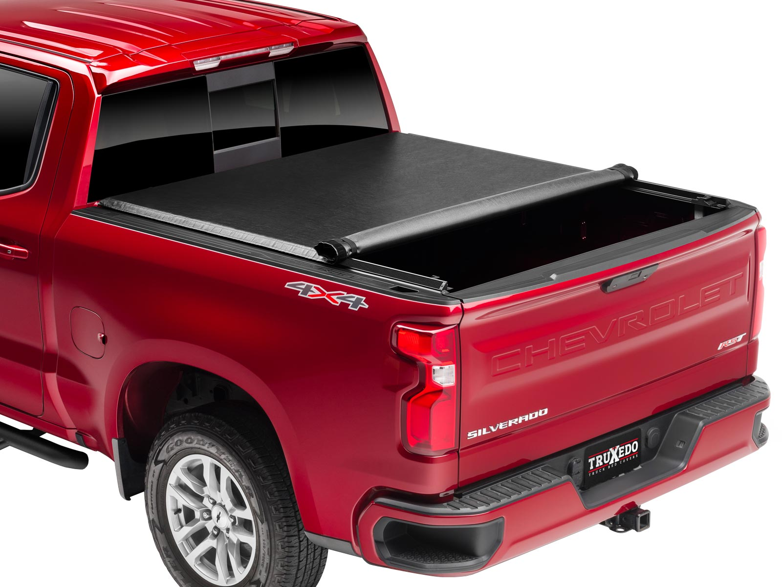Chevy Silverado 1500 Accessories Tonneau Covers World