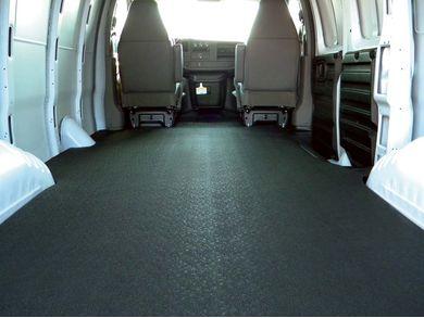 Vantred Van Cargo Liner Realtruck