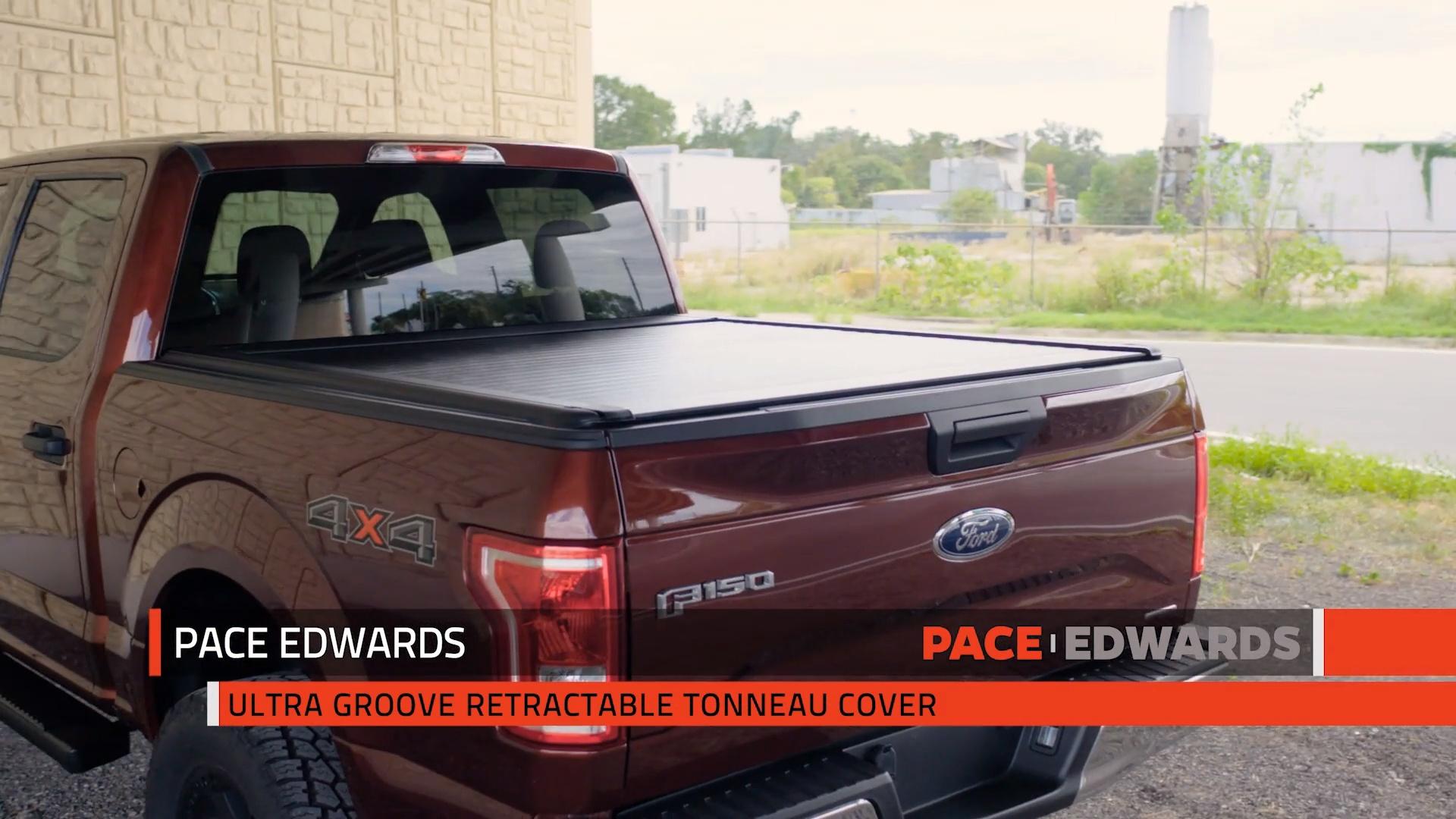 Pace Edwards Ultragroove Tonneau Cover Pace Edwards
