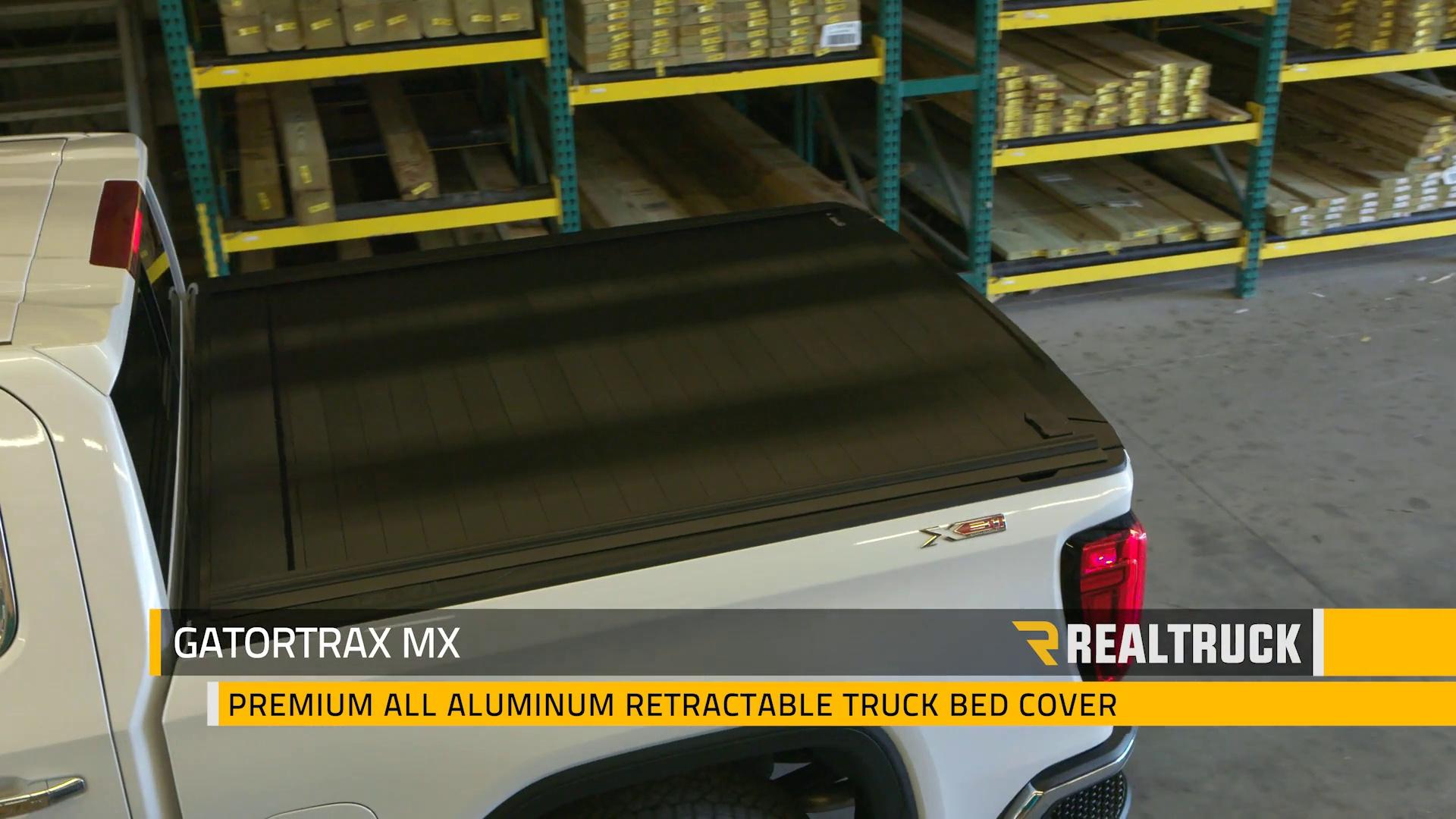 Gatortrax Mx Tonneau Cover Realtruck