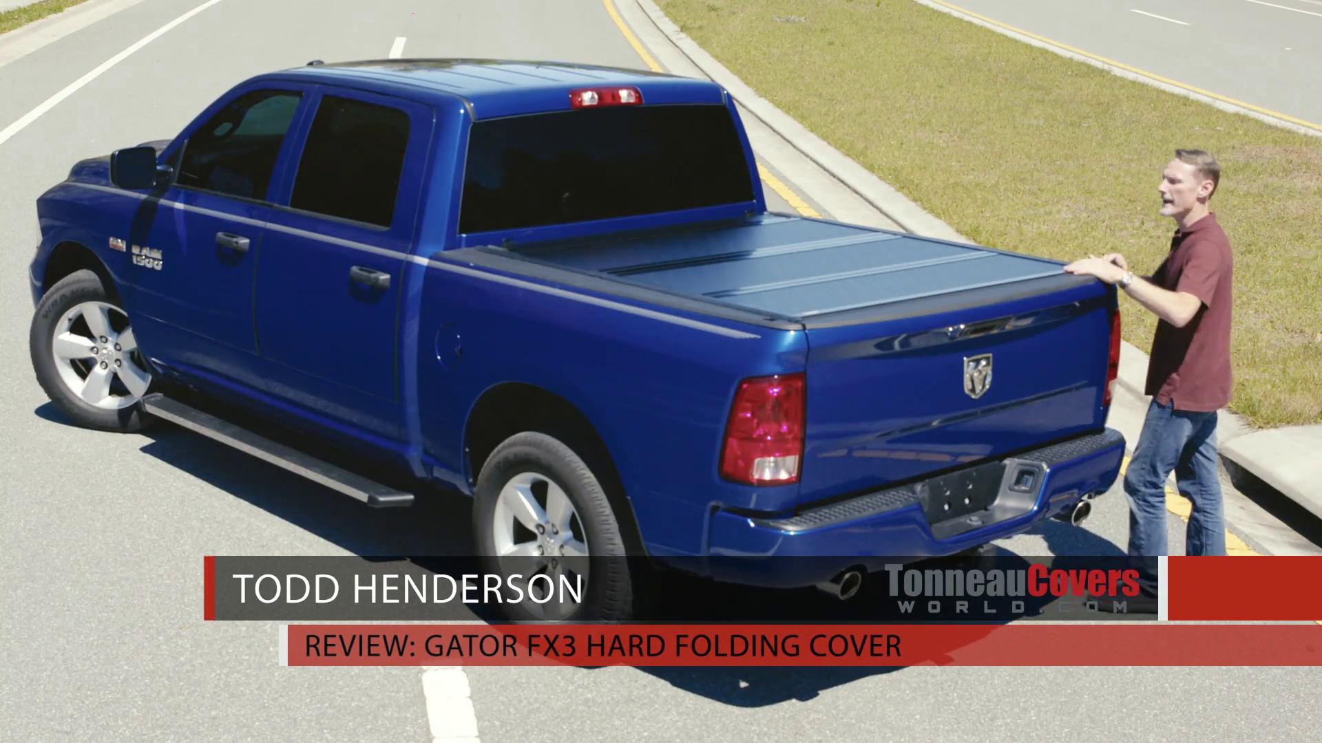 Ghf 6610427 Gator Fx3 Tonneau Cover Tonneau Covers World