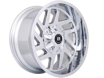 XM Offroad Chrome XM-310 Wheels